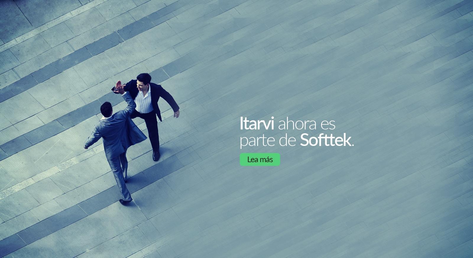 Itarvi ahora es parte de Softtek