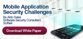 Mobile Application Security Challenges