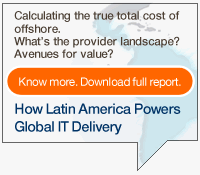 Download Full Report: How Latin America Powers Global IT Delivery