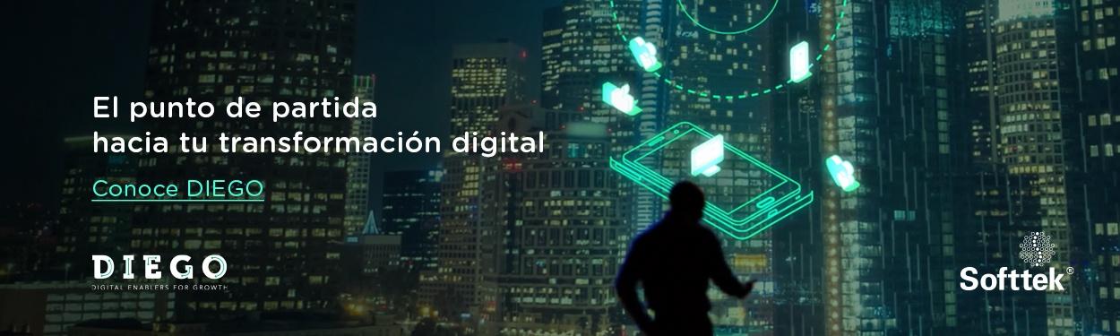 Conoce DIEGO, el punto de partida hacia tu transformación digital