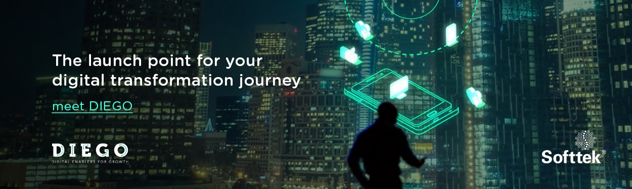 Meet DIEGO, the launch point for your digital transformation journey