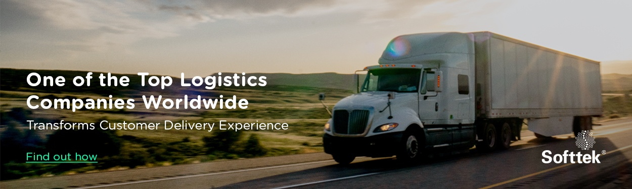 One of the Top Logistics Companies Worldwide Transforms its Customer Delivery Experience