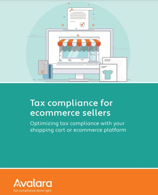 Tax compliance for ecommerce sellers.