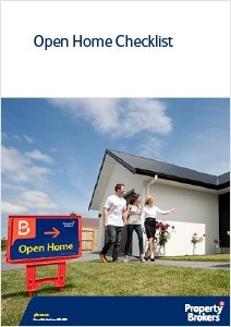 Download your open home checklist now