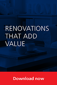 Renovations that add value