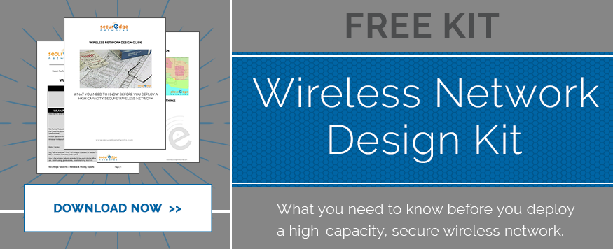 Wireless Network Design Kit CTA