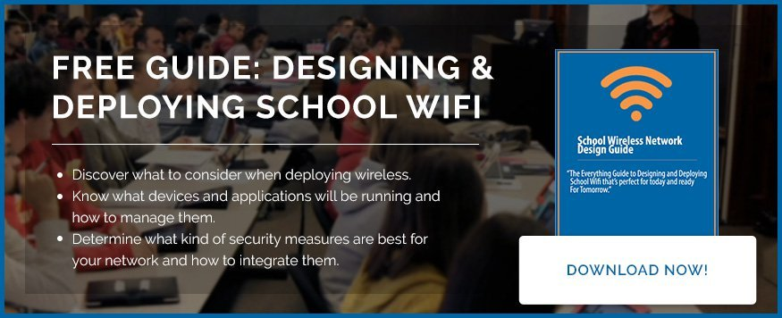 school wireless networks, wireless network design, wifi service providers,
