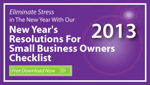 New Year's Resolutions For Small Business Owners