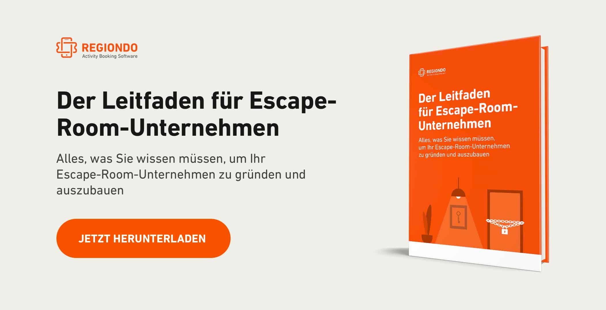 Escape-Room-Unternehmen gründen