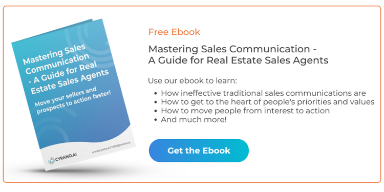 real estate sales guide