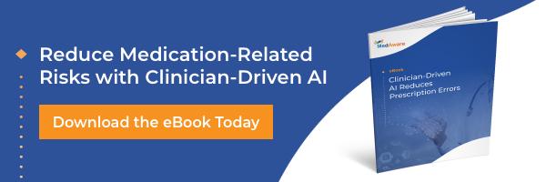 Clinician Driven AI eBook CTA