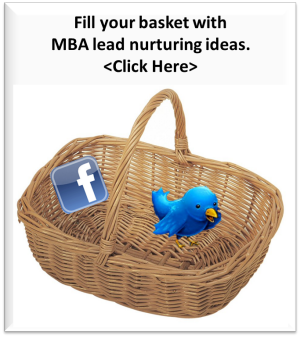 Craft MBA Lead Nurturing Campaigns