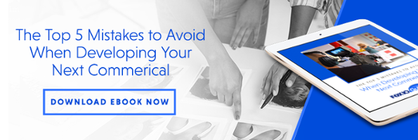Top 5 Mistakes to Avoid When Developing Your Next Commercial