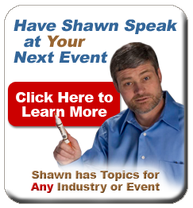 have Shawn Mccadden speak at your next event