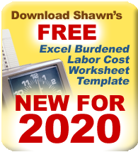 download shawns free excel labor cost worksheet