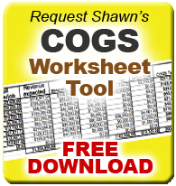 cogs worksheet tool free download