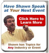 have Shawn Mccadden speak at your next event