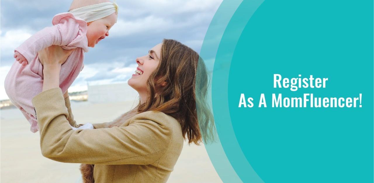Register as an MomFluencer!