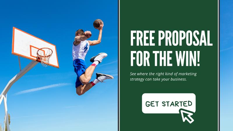Free Digital Marketing Proposal