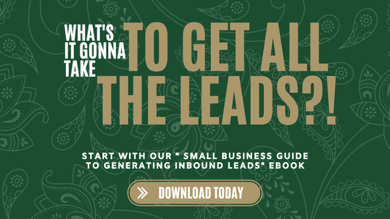 Generate Leads for Your Small Business