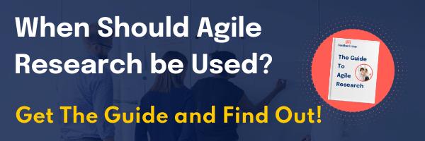 When Should Agile Research Be Used? Get Feedback Loop's Guide to Agile Research and Find Out!