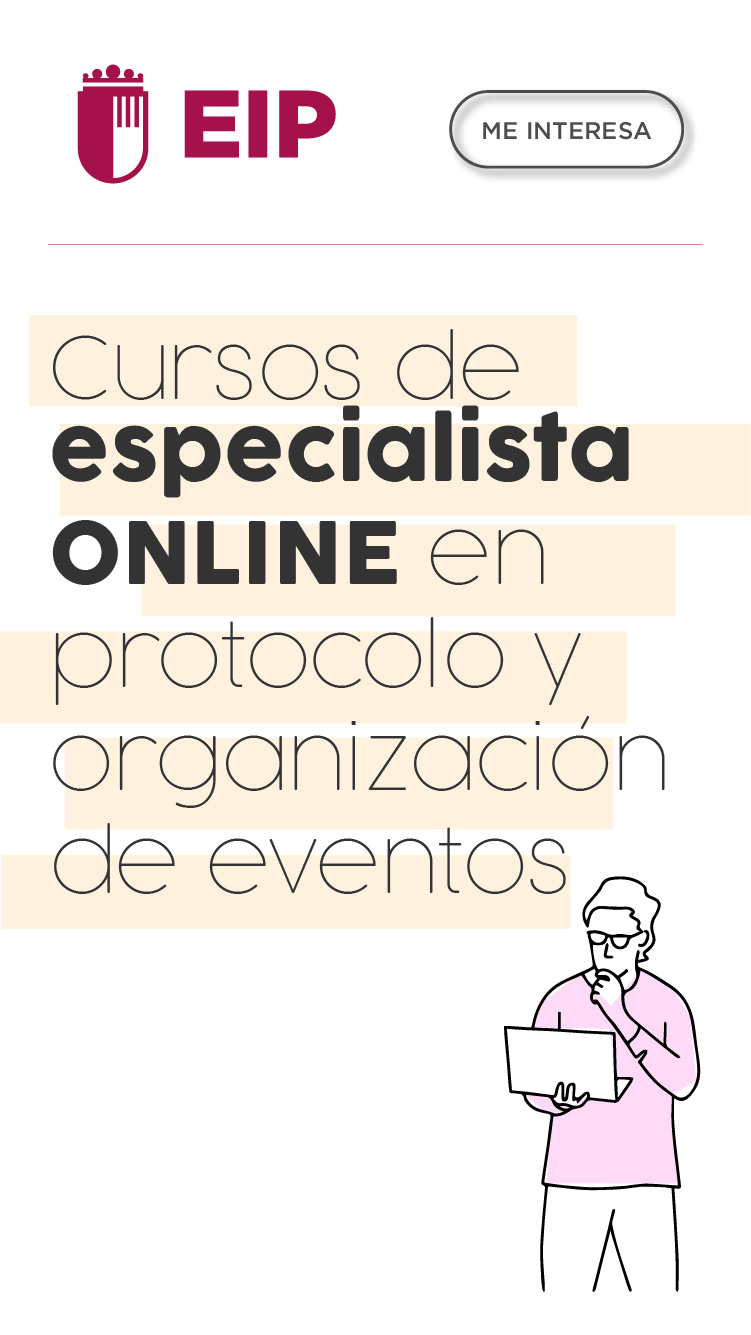 banner webinar gratuito Las Casas Reales europeas y su protocolo de Paco Merino