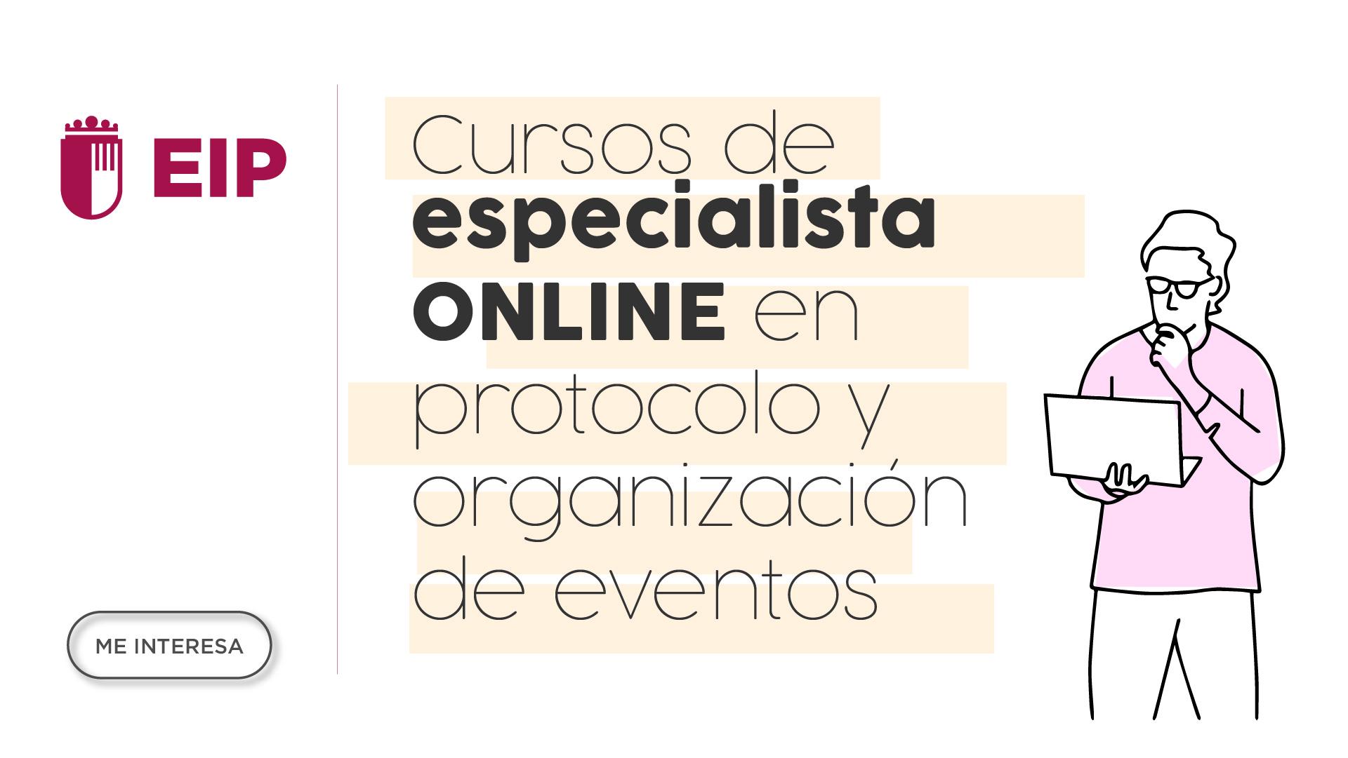 Banner webinar gratuito Las Casas Reales europeas y su protocolo