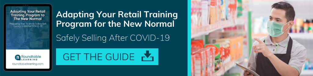Adapting Retail Training Guide