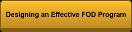Designing an Effective FOD Program