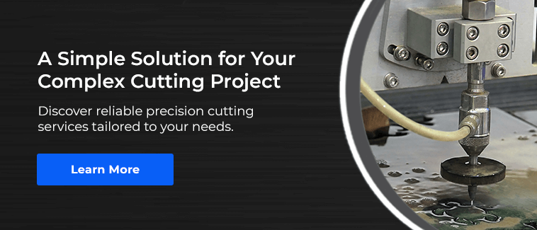 A simple solution for your complex cutting project. Learn more.