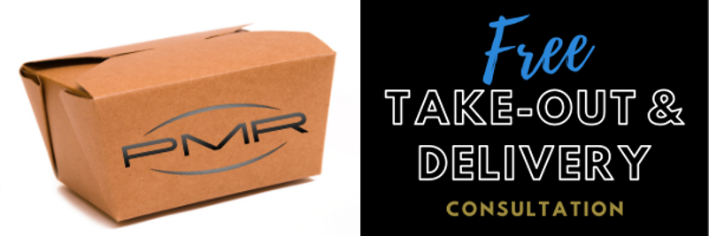 free take-out and delivery consultation
