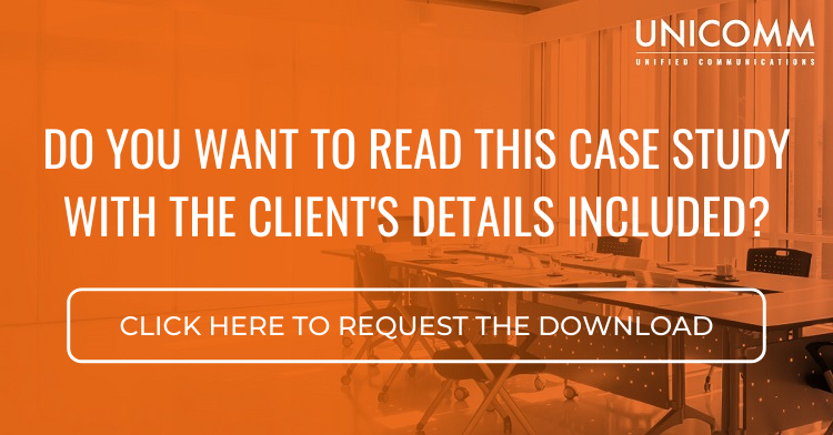 Do you want to read this case study with the client's details included? Click here.