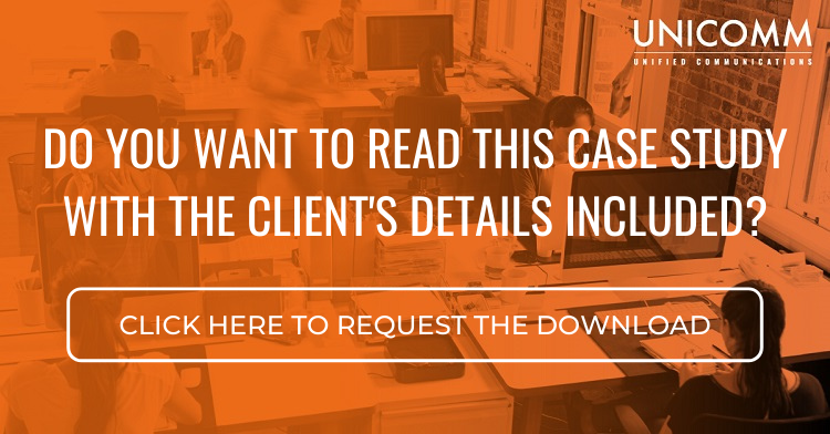 Read this case study with client's details included. Click here.