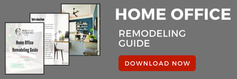 Home Office Remodeling Guide by Fine Home Contracting in CT