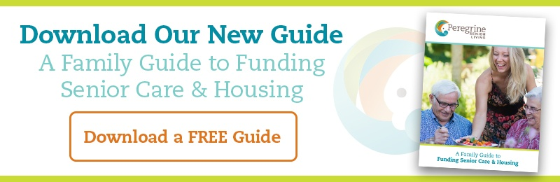 Peregrine Senior Funding Guide