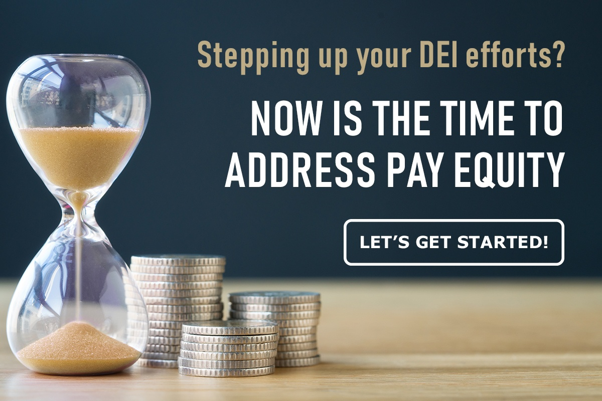 Stepping up your DEI efforts? Now is the time to address pay equity
