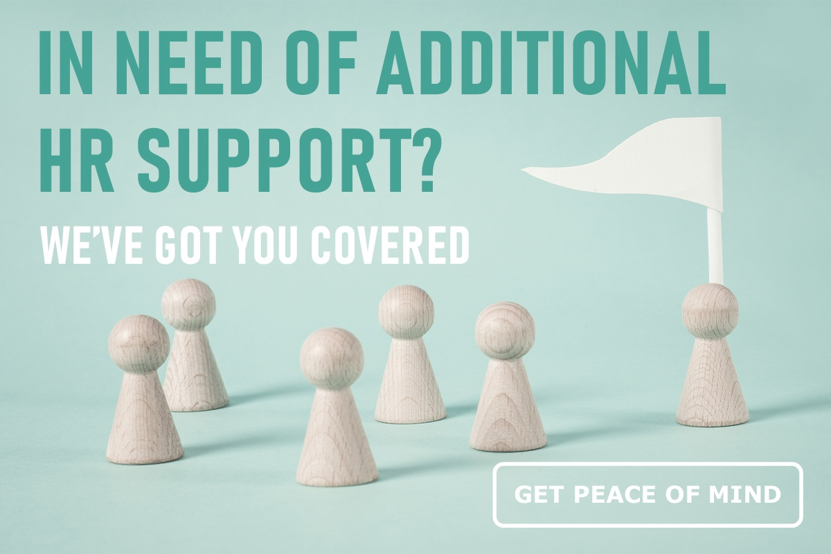 In need of additional HR support? We've got you covered!