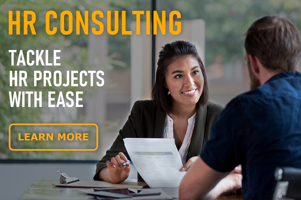 Tackle HR projects with ease