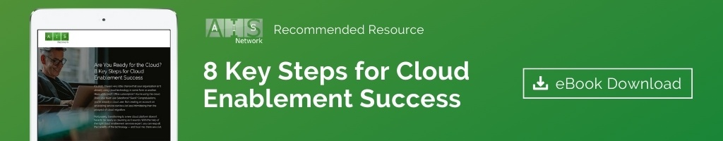 Download: 8 Key Steps for Cloud Enablement Success