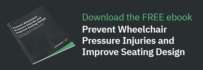 Prevent Wheelchair Pressure Injuries and Improve Seating Design Ebook