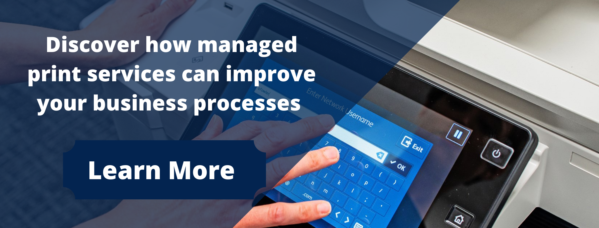Infographic: Discover how managed print services can improve your business processes