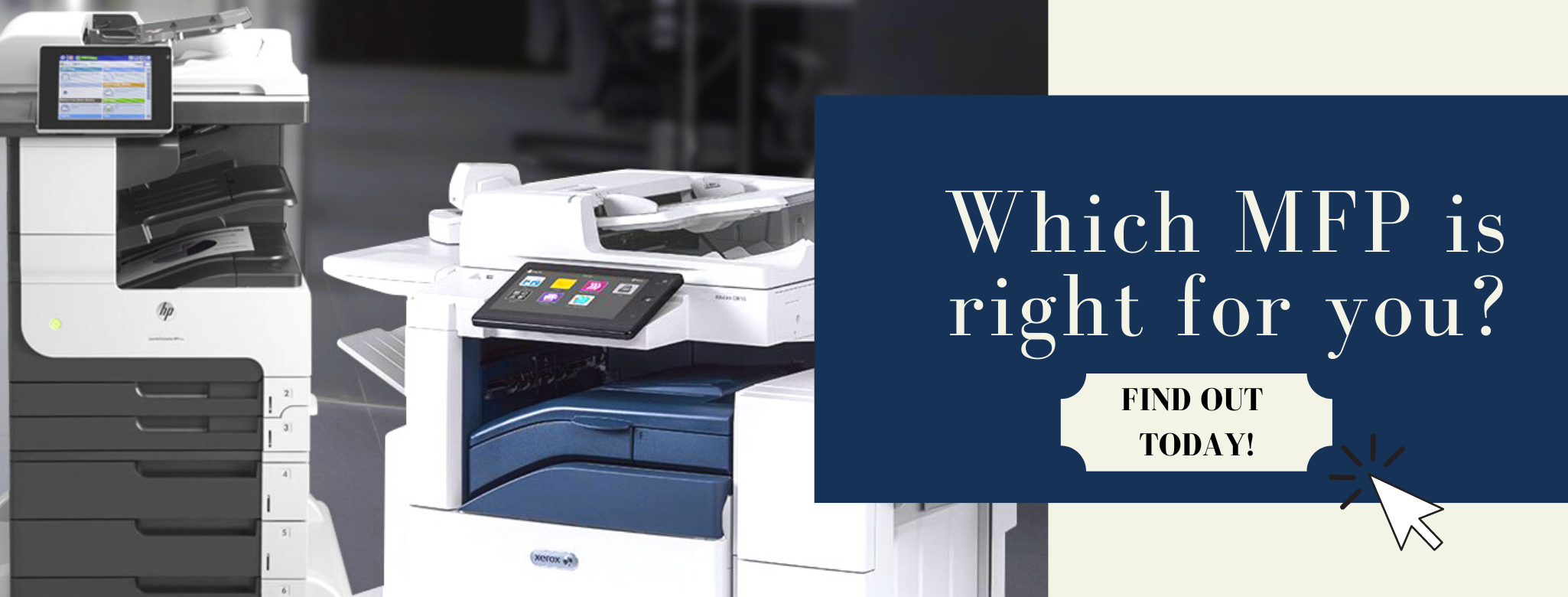Infographic: Which MFP is right for you?