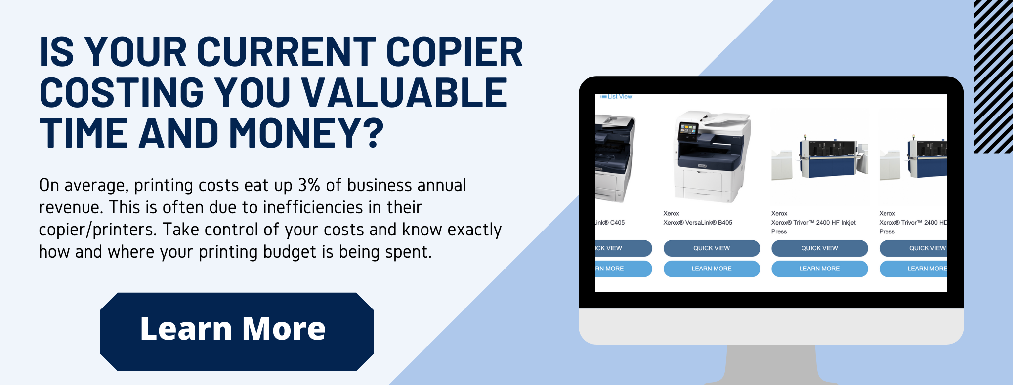 Infographic: Is your current copier costing you valuable time and money?