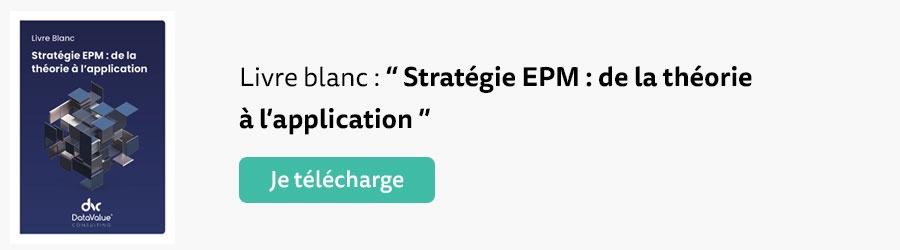 Livre Blanc - Stratégie EPM : de la théorie à l'application