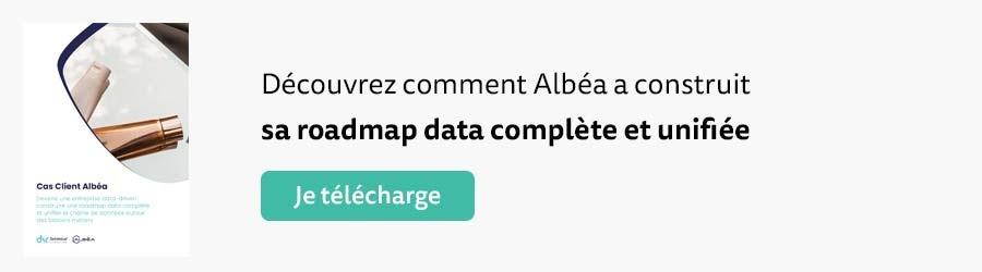 Cas client Albéa Roadmap Data