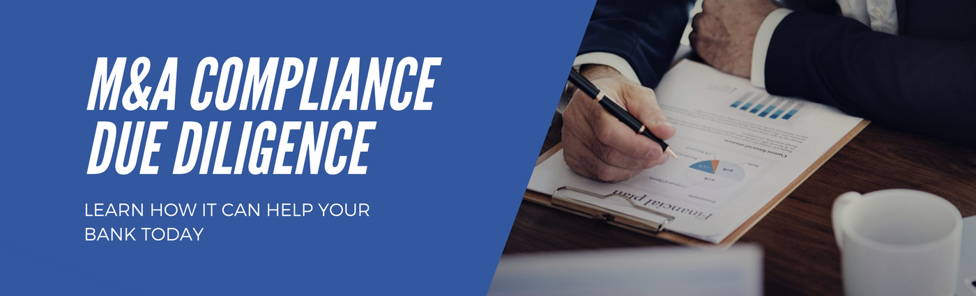 Learn the Benefits of M&A Due Diligence Find out how it can help your bank