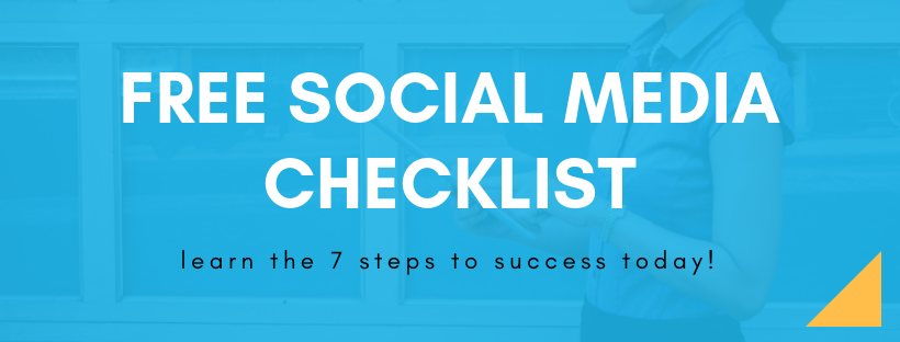 Free Social Media Compliance Checklist!
