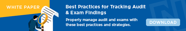 Ncontracts Best Practices for Tracking Audit & Exam Findings CTA