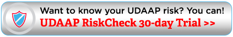 UDAAP-Risk-Check-30-Day-Trial