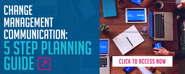 Access out change communication planning guide
